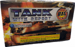 Army Tank with Report 12 Pack
